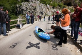 Day 23 – The kayak is getting to small for all the petition signatures