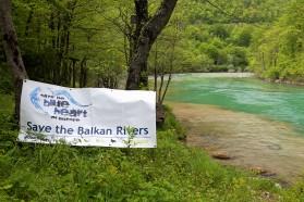 Save the Balkan Rivers - hands off Neretva!