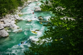 DAY 4 - Another day at the beautiful Soča