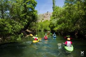 DAY 6 - Paddeling the Zrmanja in Croatia