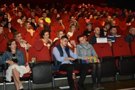 About 200 people enjoyed the Blue Heart screening in Tirana on May 6. The event was carried out by our local campaign partner EcoAlbania (read their press release http://www.ecoalbania.org/the-blue-heart-movie-was-screened-in-tirana-what-would-you-do-to-save-your-river/)