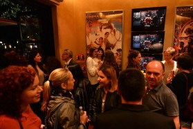 Albanian protagonists of the Blue Heart film attended the premiere – and its afterparty