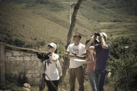 Birdwatching under the guidance of Mirjam Topi/PPNEA.