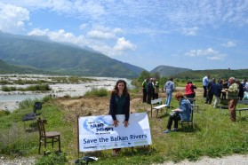 Two international and five national NGOs from the respective Balkan countries have joined forces in order to save the Blue Heart of Europe.