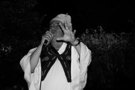 Guri Rrokaj, traditional singer.